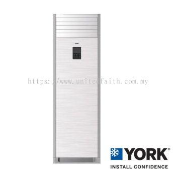 YORK Floor Standing Deluxe Air-Conditioner (R22)