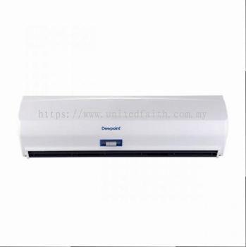 Dewpoint Air Curtain