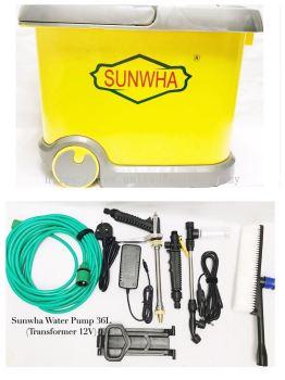 SUNWAH WATER PUMP PRESSURE (36L)