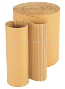Single-faced Craft Corrugated Paper Roll