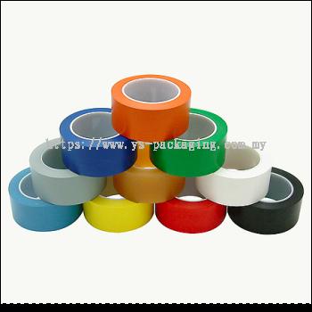 Coloured OPP Tape