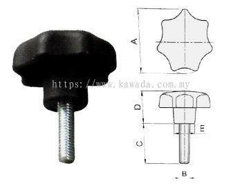 Hand Knob - 6050 Series