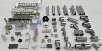 Aluminium Lean Pipe & Joint