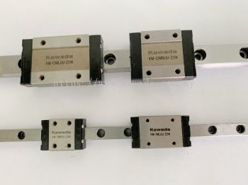 Miniature Series Linear Guide (KM Series)