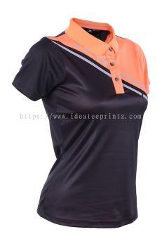 Collar WOP 4304 Orange Black