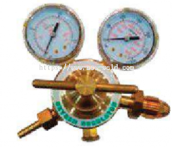 Ace Weld Professional Oxygen Regulator