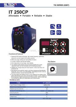 Ril Tech IT 250CP