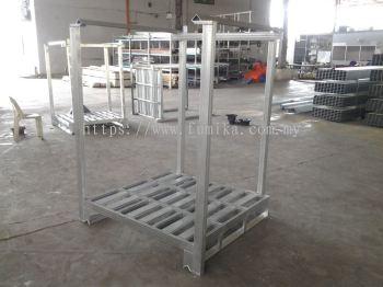 Steel Pallet Cage