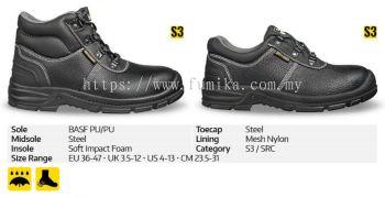 Safety Shoe Penang