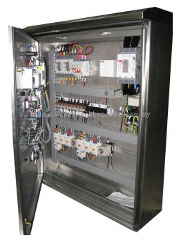 Stainless Steel Motor Control Centre Panel