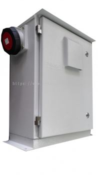 Portable Genset Supply Sub Switchboard