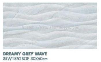 Dreamy Grey Wave SRW1852BGE