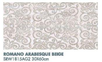 Romano Arabesque Beige SRW1815AG2