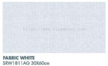 Fabric White SRW1811AG