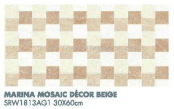 Marina Mosaic Decor Beige SRW1813AG1