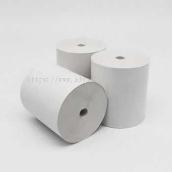 High-Quality Coreless Thermal Paper Roll ( 80mm x 80mm )