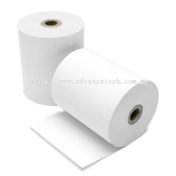 High-Quality Woodfree Paper Roll (76mm x 65mm) 2-ply NCR