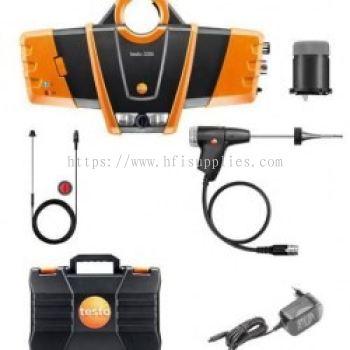 Testo 330I Advanced Set-Flue Gas Analyzer Set