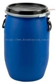 Open Top Plastic Drum