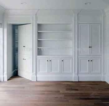 Hidden Door Design