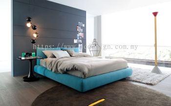Bed Frame + Head Board