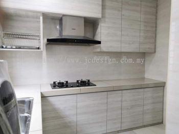 Kitchen Cabinet at Ambang Botanic