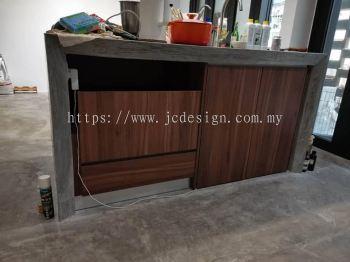 Kitchen Cabinet @ Bukit Jalil