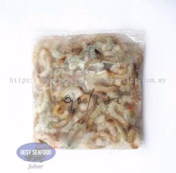 Peeled Prawn (PTO) / ÁôβϺ / Udang (Size 90-120)(sold per pack)