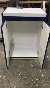 Lactogrow Display Booth With Lamination