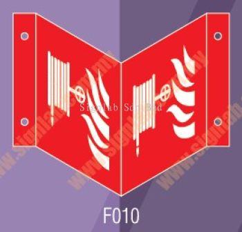 3D (Three Dimension) Signs F010