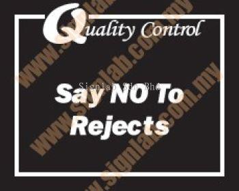 Quality Control QC026