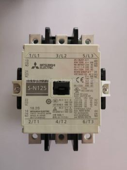 MITSUBISHI ELECTRIC MS-N SERIES MAGNETIC CONTACTOR