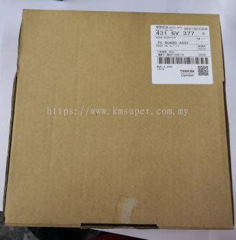 4316V377-TOSHIBA CARRIER VRF A3 IPDU PRINTED CIRCUIT BOARD ; MCC-1502-01