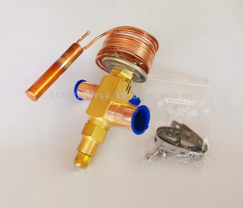 TRAE+20HW100 - EMERSON 20TONS THERMAL EXPANSION VALVE (R22 , R407C)