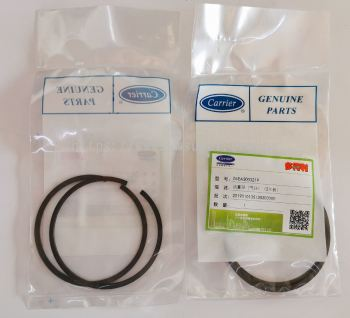 06EA500321P - CARRIER CARLYLE 06E COMPRESSOR PISTON COMPRESS RING ; 2PCS IN 1 PACK