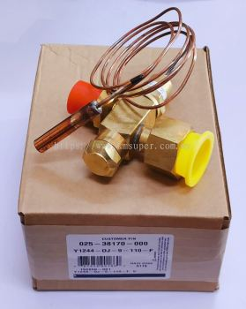025-38170-000 YORK CHILLER THERMAL EXPANSION VALVE WITH ORIGINAL PACKAGE