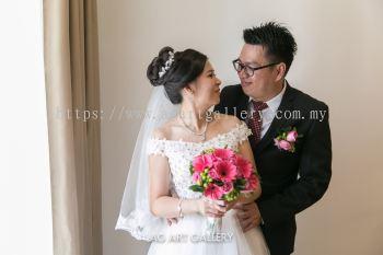 Dave & May Ying Wedding - Dinner