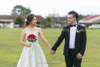 Dexter & Kei Kei Wedding