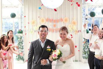 Jason & Michelle Wedding