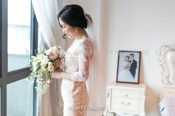Li Ta & Hui Wen Wedding - Morning