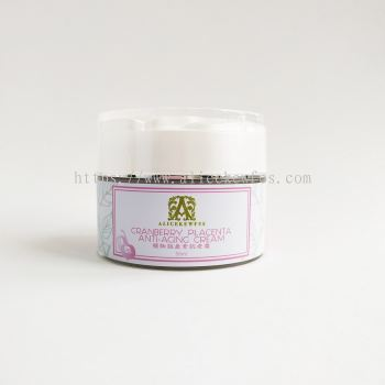 Cranberry Placenta Anti-Aging Cream ֲ��̥���ؿ���˪ (50ml)