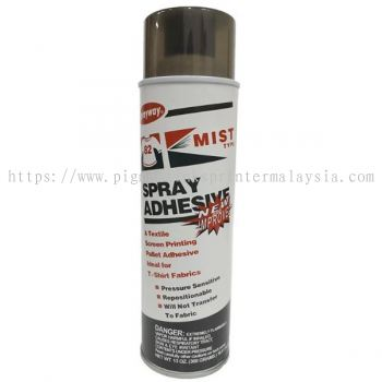 Sprayway - Mist Spray Adhesive