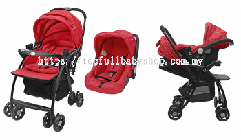 STROLLER WITH CAR SEAT (HP-7199)
