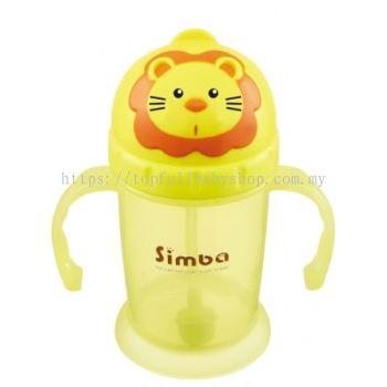 SIMBA FLIP-IT STRAW TRAINING CUP 240ML (P9938)
