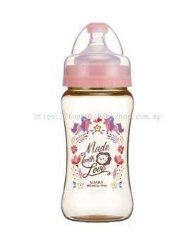 270ml Dorothy Wonderland PPSU Wide Neck Feeding Bottle (Unicorn) (P61621)