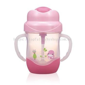 KUKU DUCKBILL New Colour Cup PINK 200ML (KU5472)