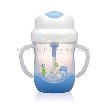 KUKU DUCKBILL New Colour Cup BLUE 200ML (KU5472)