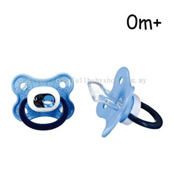 KUKU DUCKBILL Colourful Orthodontics Pacifier 0-6 month BLUE (KU5510)