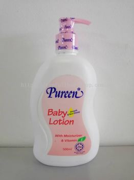 PUREEN BABY LOTION 500ML