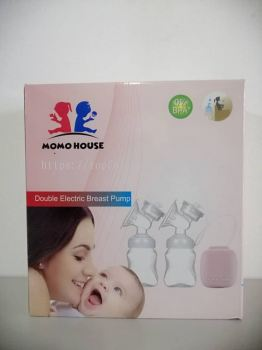 MOMO HOUSE - DOUBLE ELECTRIC BREAST PUMP